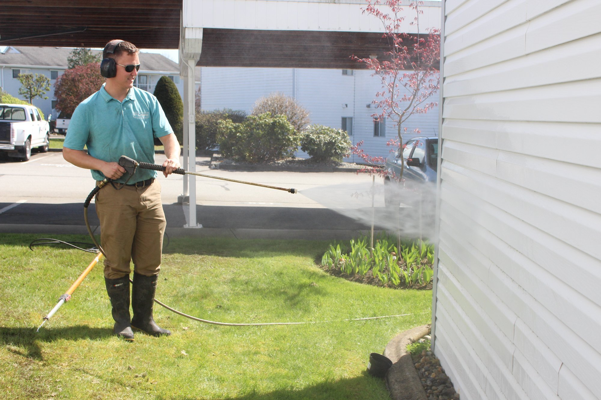 FUSE Power Washing Superior Exterior Cleaning Services Fraser Valley