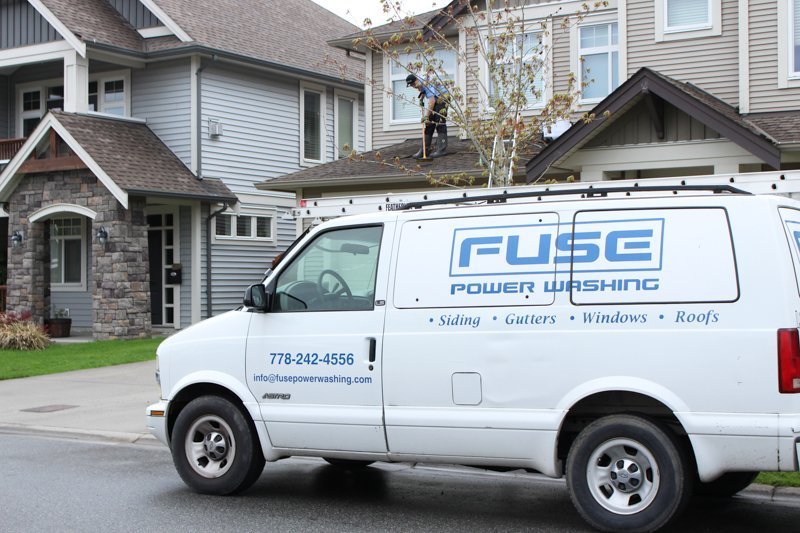 Exterior cleaning services free quote